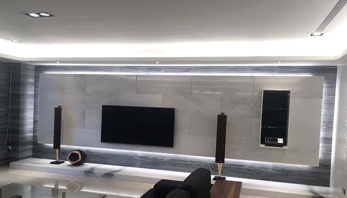 LED燈應用於豪宅裝修
