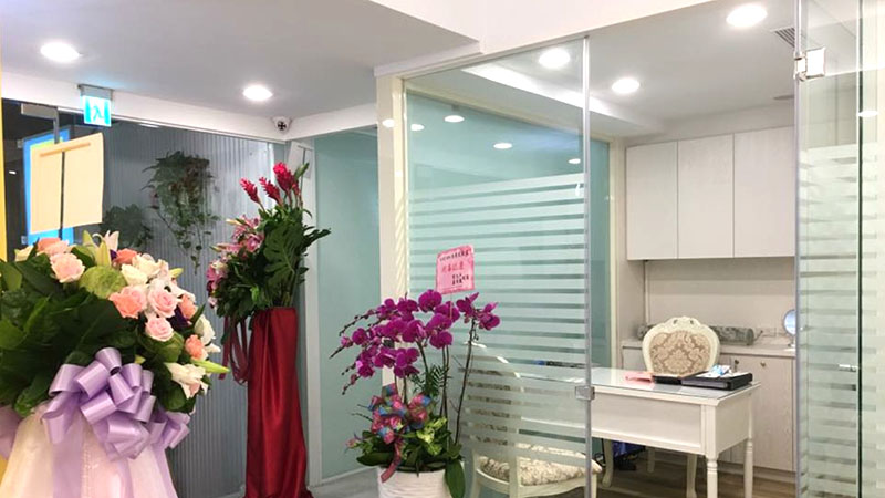 美容店照明工程