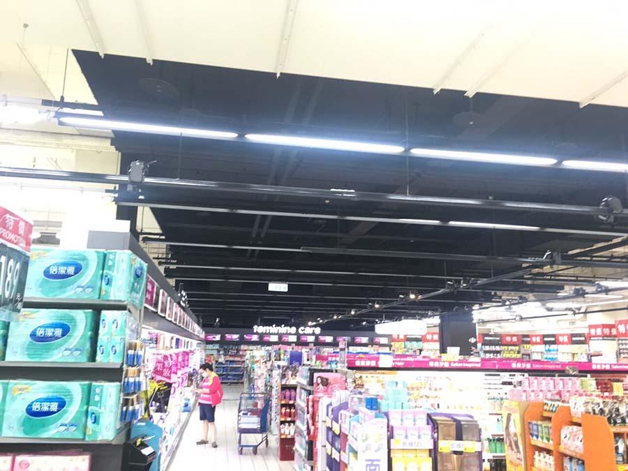 大賣場LED工事燈具