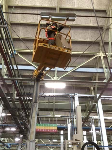 LED燈管換裝工程