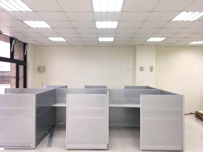 商辦LED燈具規劃施工