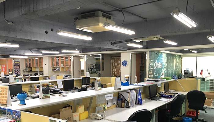 led燈管照明改善