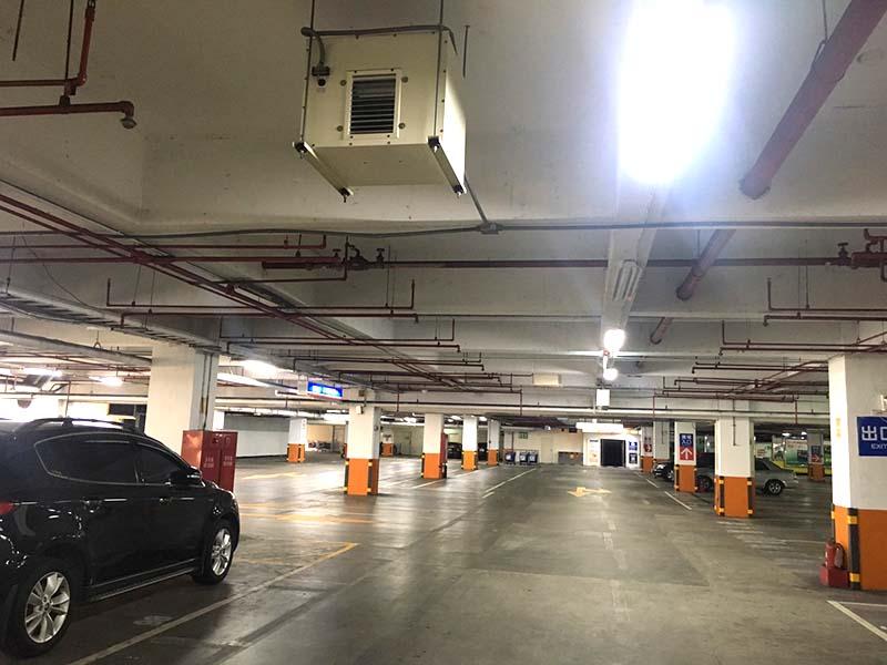 大賣場LED照明工程