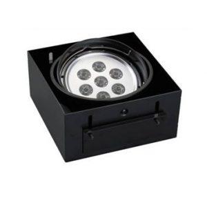 AR111 LED無邊框投射燈