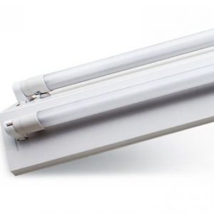 T8 2呎/4呎 LED雙管山型燈具