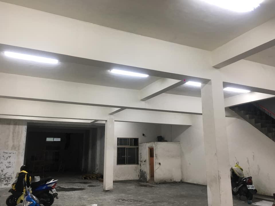 LED山型雙管4呎燈具