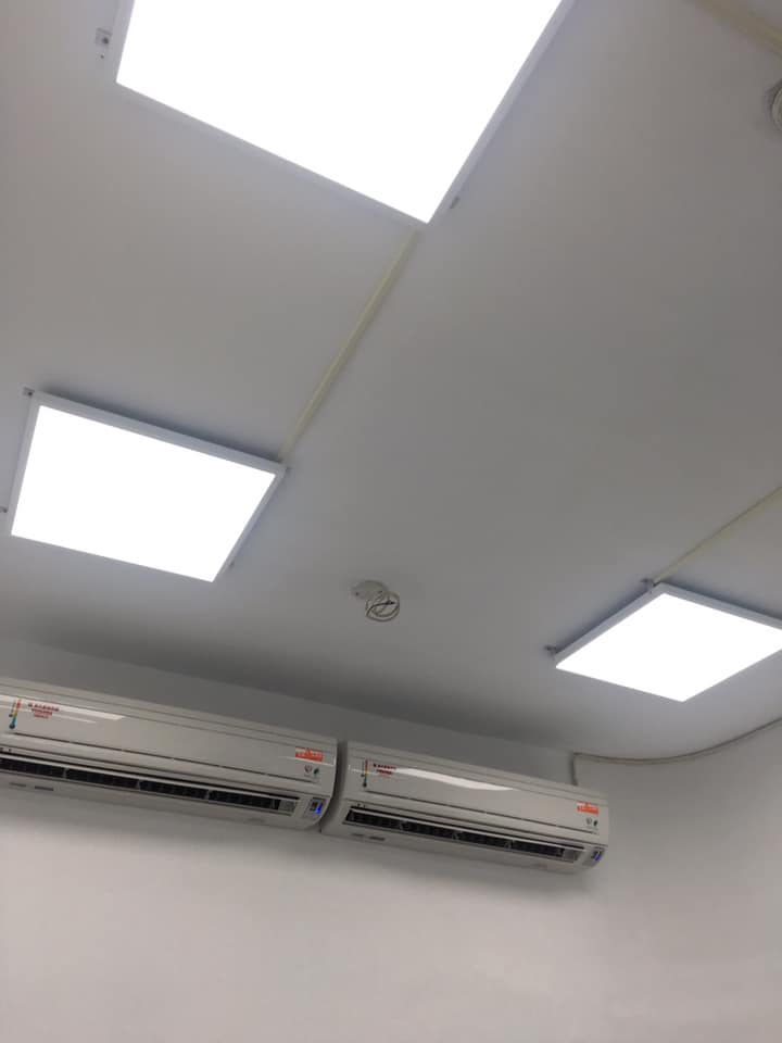 吸頂型調光LED平板燈