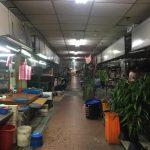 市場LED安裝照明改善工程