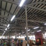 市場LED照明安裝工程