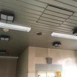 商場安裝LED燈具