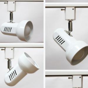 E27燈泡型 LED軌道燈