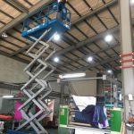 廠房高天井LED燈泡工程