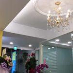水晶燈,美術燈安裝案例