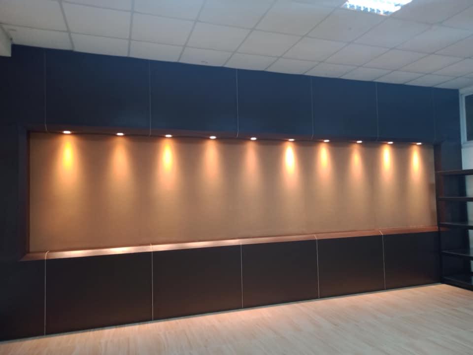 學校LED照明完工圖
